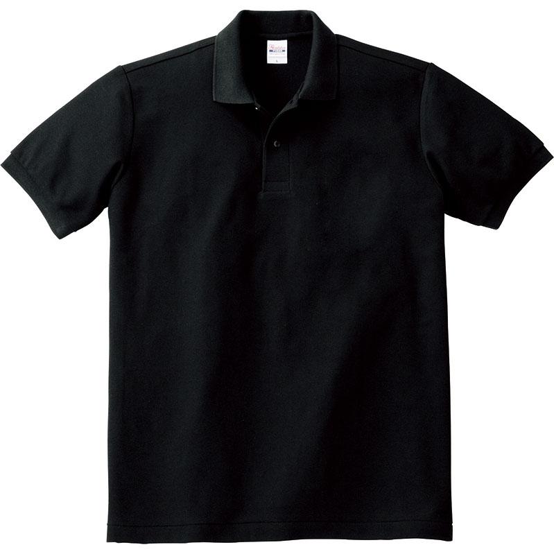 00141-NVP 刺繍ポロシャツ