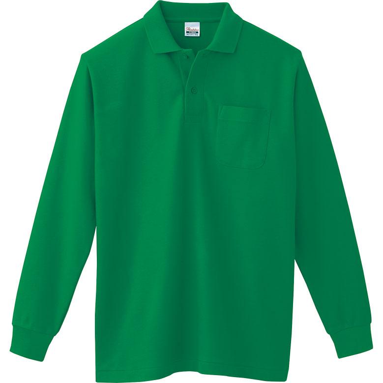 00169-VLP 刺繍ポロシャツ