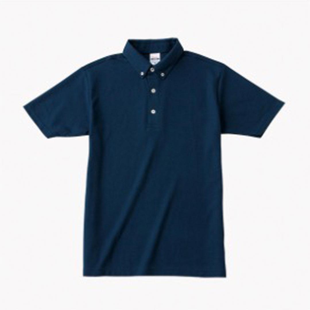 刺繍ポロシャツ 00197-BDP