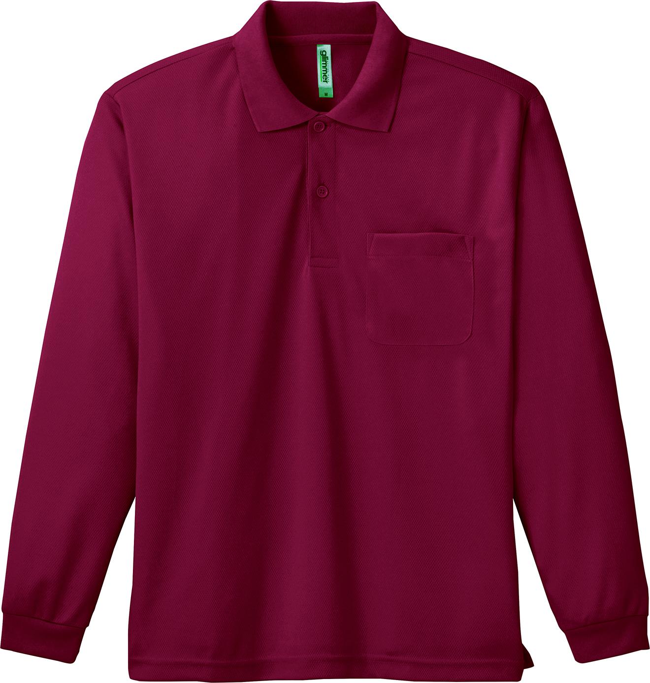 00335-ALP 刺繍ポロシャツ