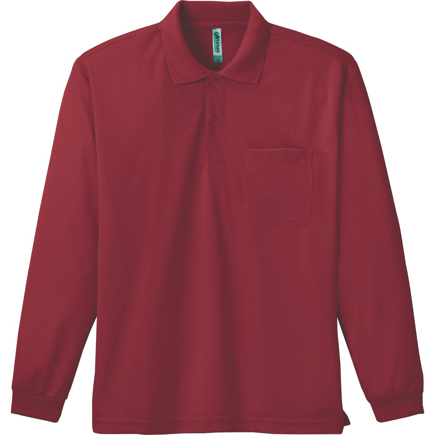 刺繍ポロシャツ 00335-ALP