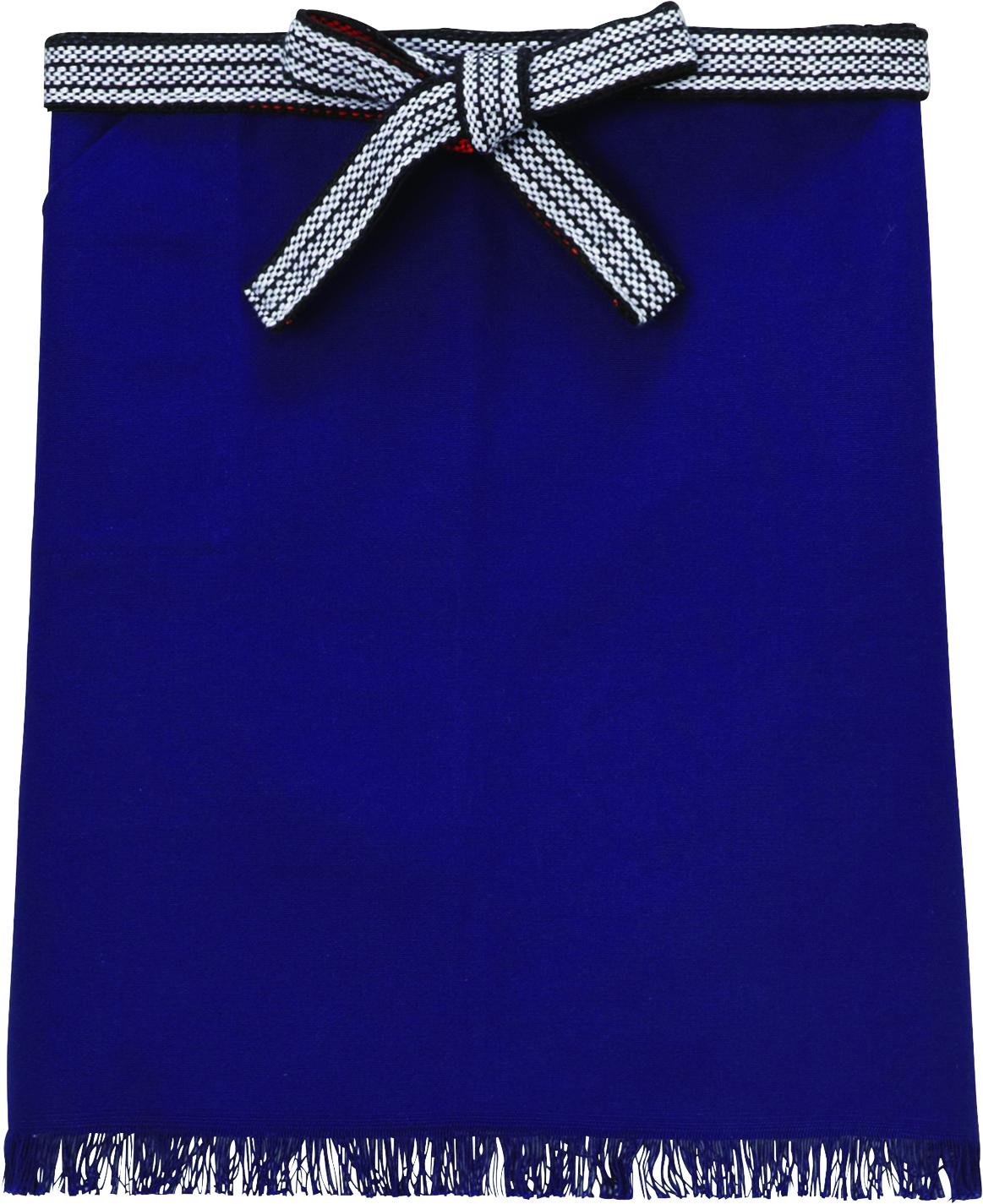 00880-HMS 刺繍エプロン
