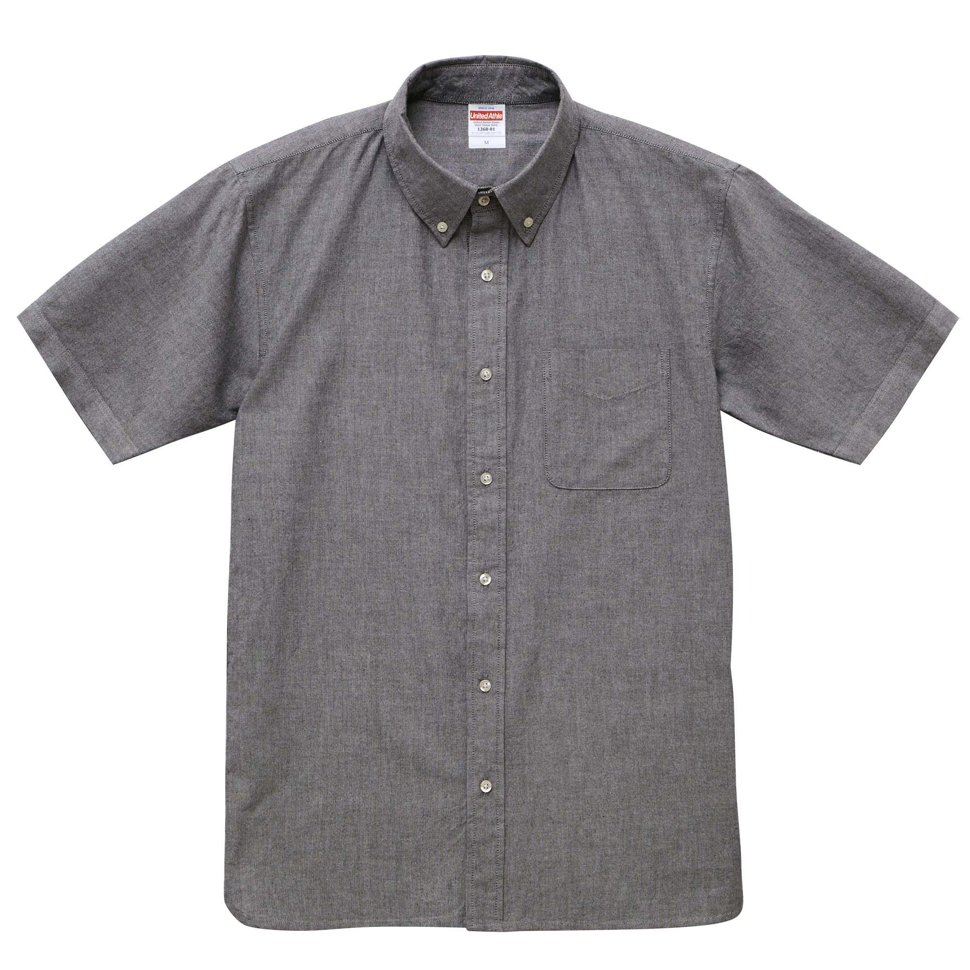 1268-01 刺繍シャツ