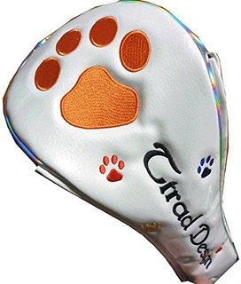 ゴルフクラブ刺繍