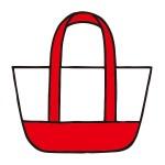 刺繍屋の持込可能商品一覧 トートバッグ
