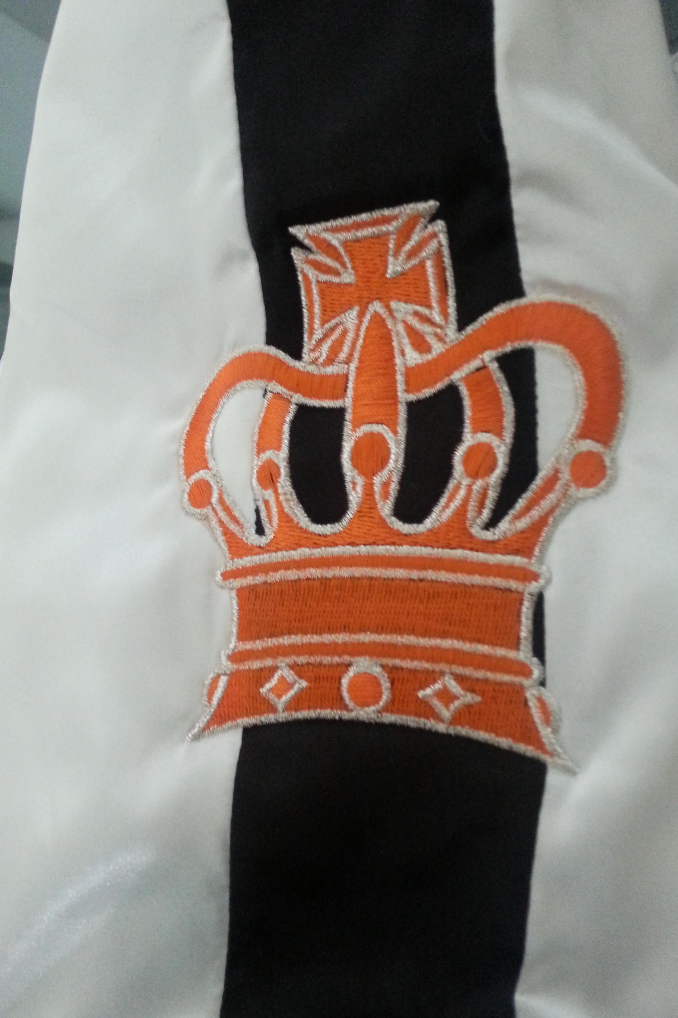 スカジャン刺繍