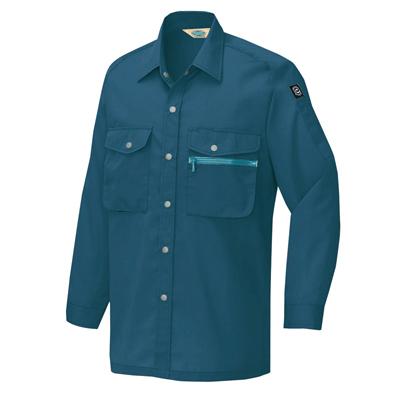 AZ-285 長袖ワークシャツ