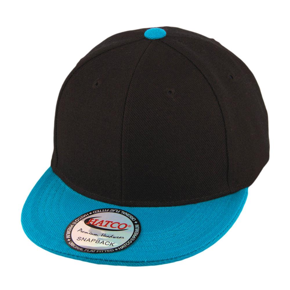 帽子 刺繍 Kids Snapback hatco