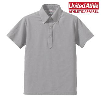 刺繍ポロシャツ UNA5052-01