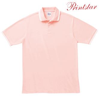 刺繍ポロシャツ 00191-BLP